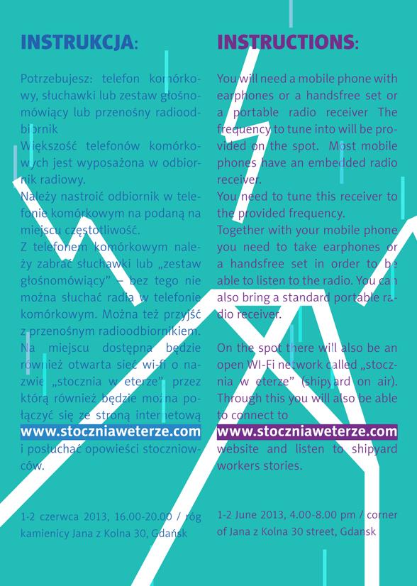 Projekt graficzny | graphic layout: Adam Przybysz